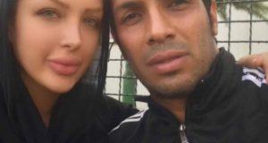 متن عاشقانه سپهر حیدری برای تولد همسرش