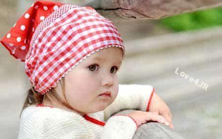 عکس پروفایل کودک |تصاویر نوزاد پسر و دختر برای پروفایل