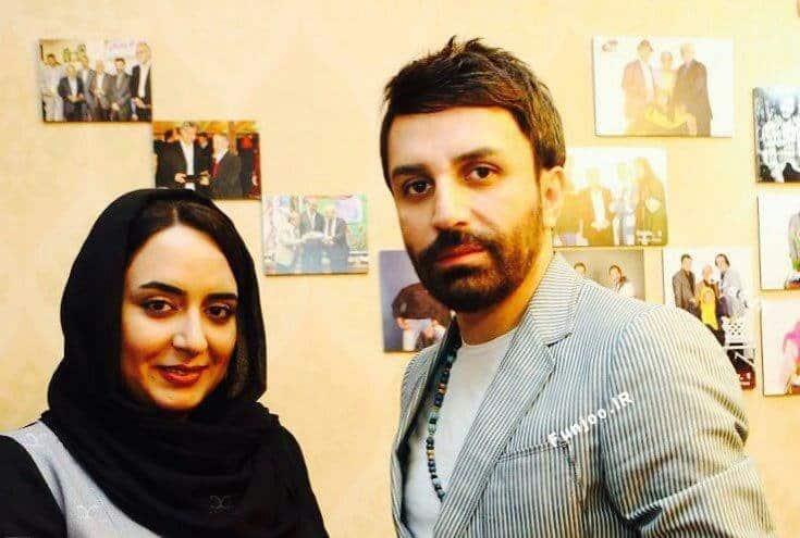 بیوگرافی علی لهراسبی و همسرش + عکسها و شغل دوم