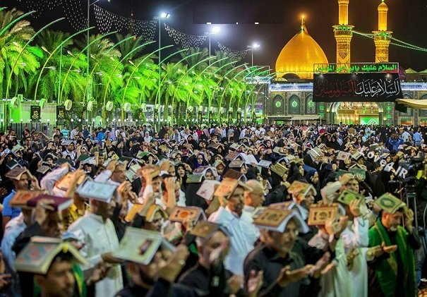 گلچین مداحی شب قدر شهادت امام علی (ع) ماه رمضان 96