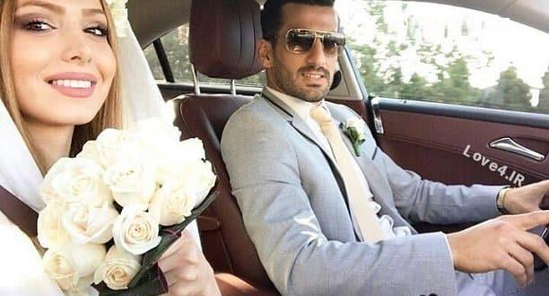 عکس مراسم عروسی احسان حاج صفی +عکس همسر حاج صفی