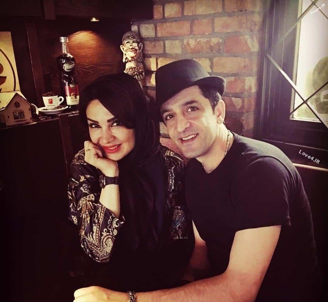 عکسهای مجید یاسر و همسرش مهشید حبیبی