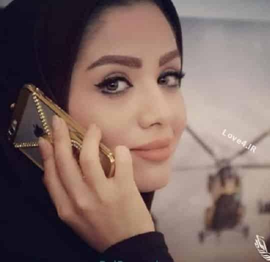 تیپ مبینا نصیری در مشهد +بیوگرافی مبینا نصیری و خواهرش