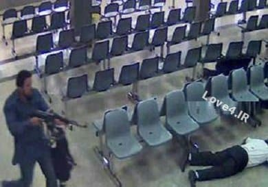 دانلود فیلم دوربین مداربسته مجلس از حمله داعش و حادثه تروریستی