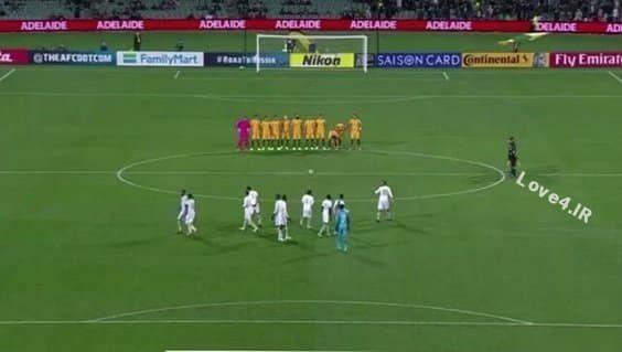 توهین بازیکنان فوتبال عربستان به حمله تروریستی ایران +دانلود فیلم