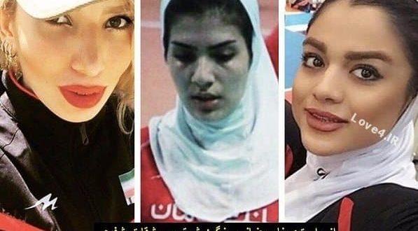 علت محرومیت شفیع شیرتری رمضانی سه والیبالیست زن ایران