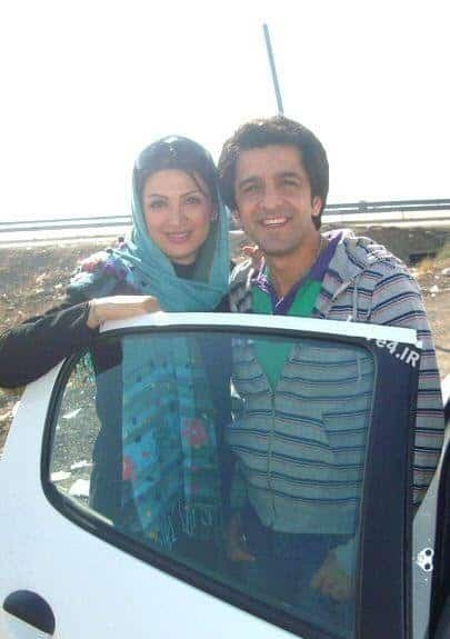 بیوگرافی مهشید حبیبی و همسرش مجید یاسر