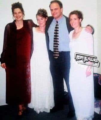 ازدواج همزمان یک مرد با دو خواهر دوقلو و خاله انها +تصاویر
