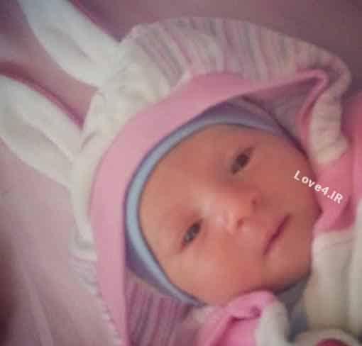 فرزند دوم روناک یونسی متولد شد + عکس