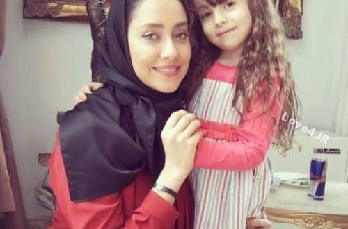 عکسها و بیوگرافی همراز اکبری بازیگر خردسال نقش دنا سریال عاشقانه