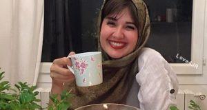 چالش گلوریا هاردی دوستانش را به چای دعوت کرد