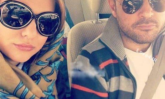 عکسها و بیوگرافی علیرضا کمالی و همسرش بازیگر سریال نفس