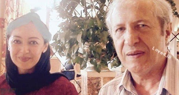 عکس خوشگذرانی نیکی کریمی در سوییس کنار پدرش