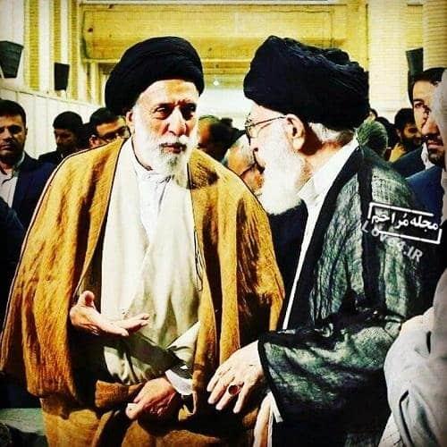 بیوگرافی سید علی خامنهای | عکس رهبر انقلاب و برادرش