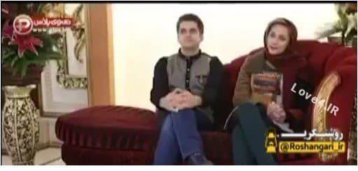 دانلود فیلم سوال زشت مجری از زن جوان در حضور همسرش