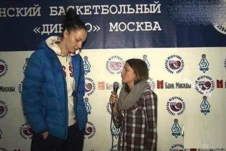 لنگ دراز ترین دختر بسکتبالیست جهان +تصاویر