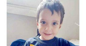 گم شدن یوسف ۳ ساله در خیابان تهران + عکس و مشخصات یوسف