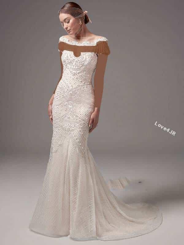 مدل لباس عروس 1397