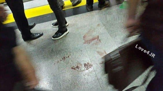 جزئیات حادثه تیراندازی در متروی شهرری تهران