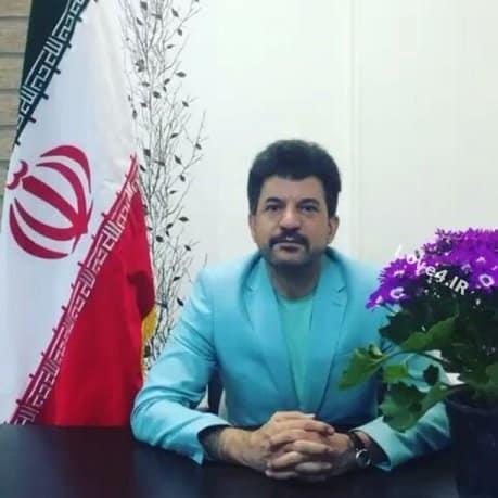 دزدی از دفتر کار محمود شهریاری مجری در فرمانیه تهران