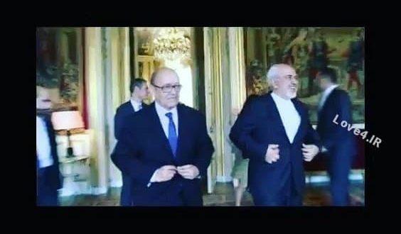 جزئیات دست ندادن وزیر خارجه فرانسه با محمدجواد ظریف