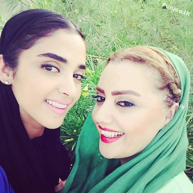 عکس های اینستاگرام الهه حصاری