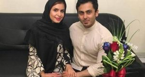 بیوگرافی نجمه جودکی و همسرش  عکسهای اینستاگرام نجمه جودکی