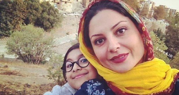 عکسهای سولماز غنی بازیگر زن سریال پنچری |تصاویر لو رفته نگار سریال پنچری