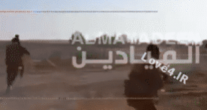 انتقام شهید حججی | آتش سنگین سپاه قدس علیه داعش +فیلم