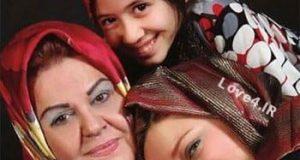 واکنش مادر بهاره رهنما به ازدواج مجدد بهاره رهنما