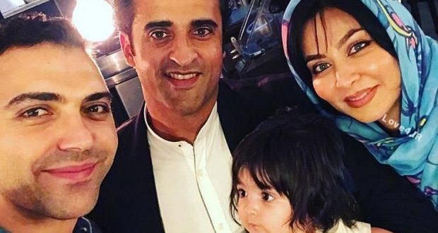 بیوگرافی و عکس فقیهه سلطانی همسر و دخترش