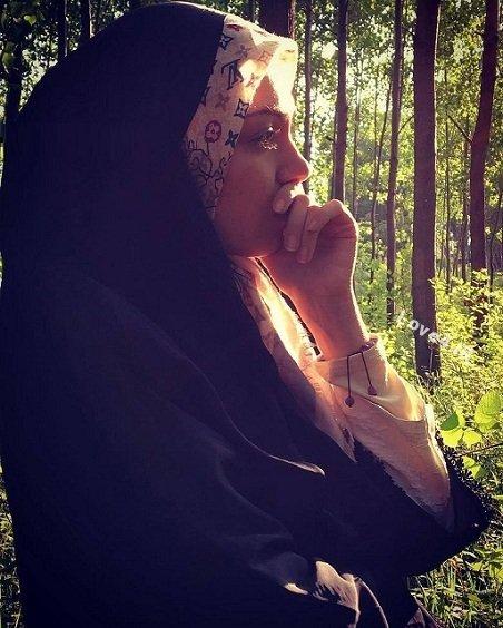 زمان بازگشت آزاده نامداری به ایران بعد از کشف حجاب