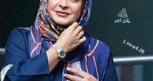 تیپ سیما تیرانداز در جشن حافظ