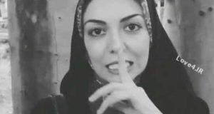 پست خداحافظی آزاده نامداری از ایران تا پناهندگیش به سوئد
