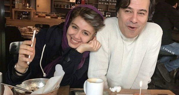 واکنش پیمان قاسم خانی و دخترش پریا بعد از ازدواج بهاره رهنما