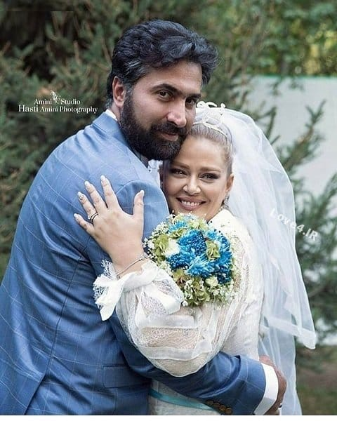 تصاویر عروسی بهاره رهنما با امیر خسرو عباسی + فیلم ازدواج دوم بهاره رهنما