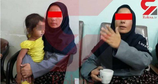 دستگیری قاتل فاطمه 5 ساله در فریمان +عکس فاطمه
