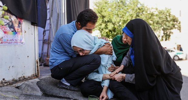 گریه مادر بنیتا در بازسازی صحنه جرم | تصاویر اتاق بنیتا یک روز پس از خاکسپاری