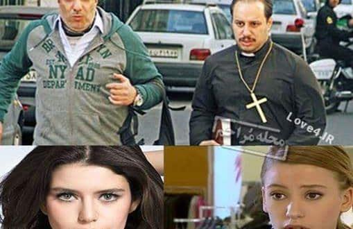 حضور برن سات و سرنای ساریکایا بازیگران زن ترکیه در فیلم اکسیدان