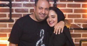عکس دو نفره نرگس محمدی و همسرش علی اوجی