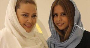 عکسهای مراسم عقد بهاره رهنما با همسر دوم در حرم امام رضا