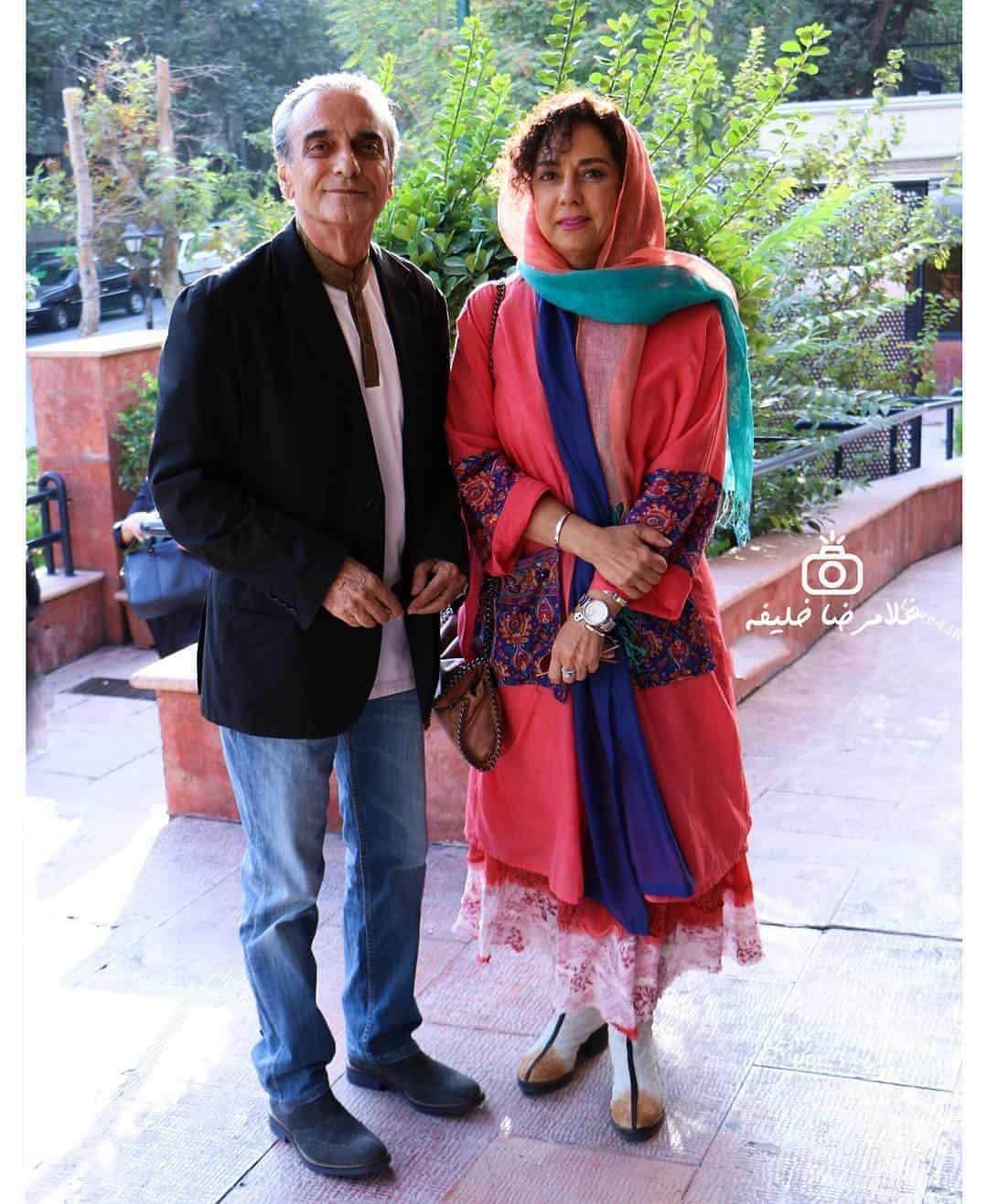 بیوگرافی همایون ارشادی و همسرش +عکس خانوادگی