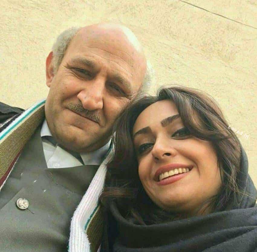 هدایت هاشمی و همسرش مهشید ناصری و نگار عابدی +علت طلاق