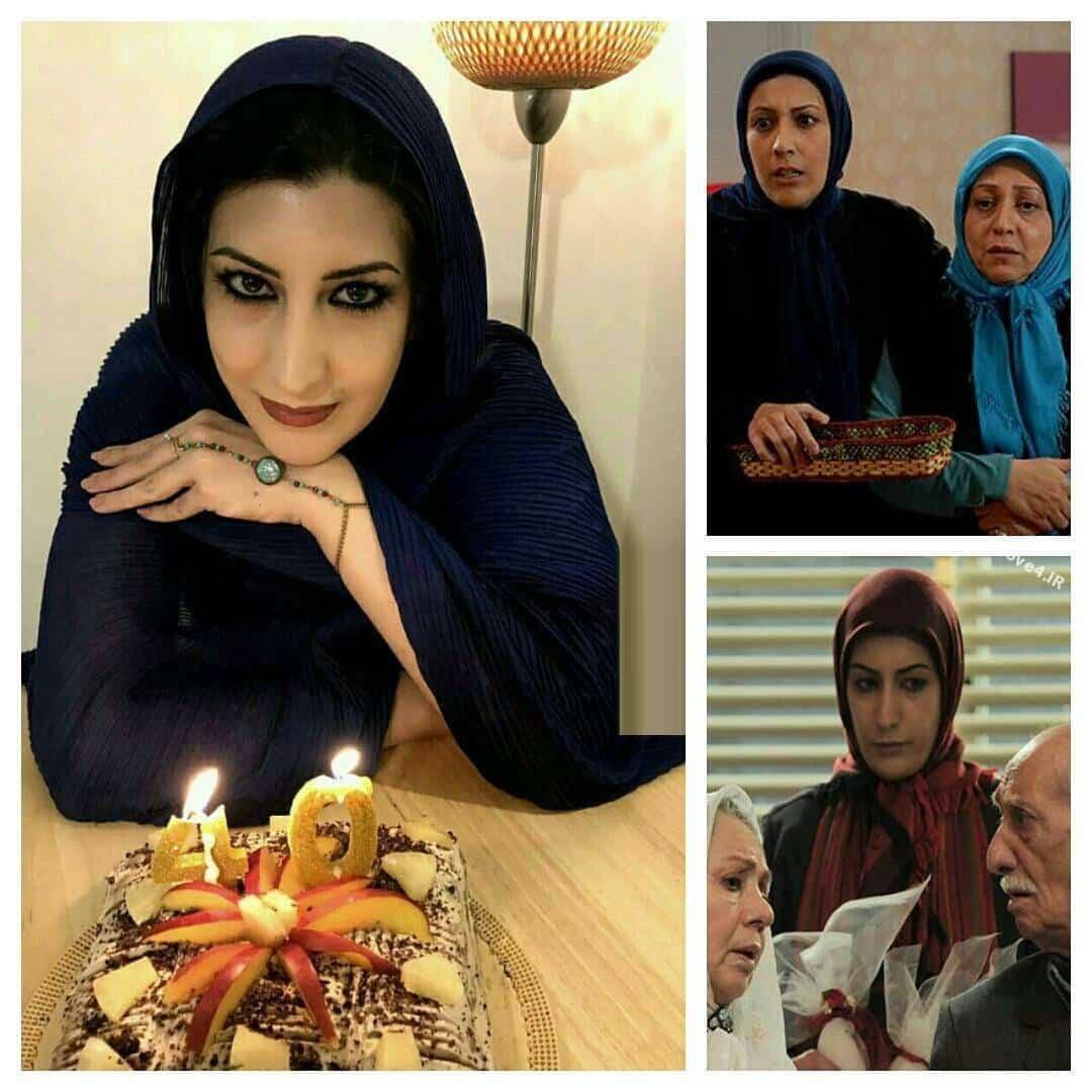 جشن تولد شهرزاد جواهری |اینستاگرام شهرزاد جواهری
