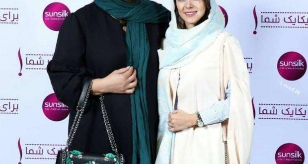 تیپ جدید الناز حبیبی و نرگس محمدی