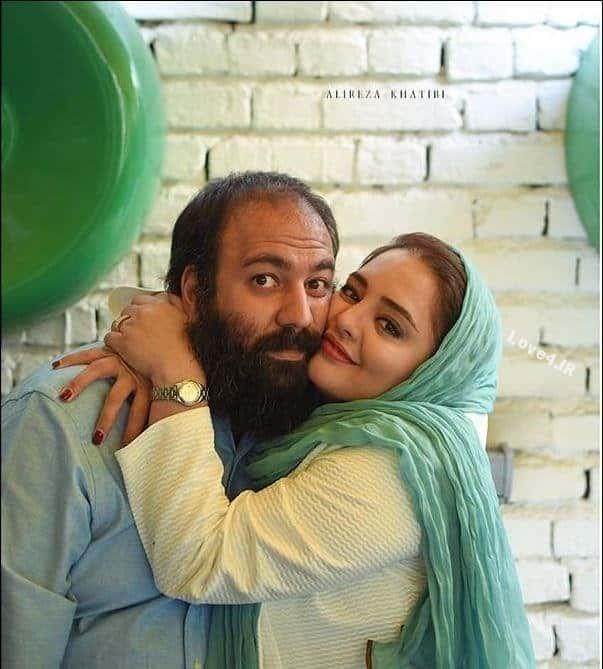 تیپ های نرگس محمدی و همسرش در اسپانیا