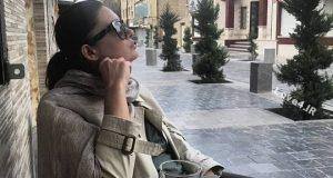 نقش نورگل یشیل چای بازیگر زن ترکی در فیلم ایرانی + فیلم