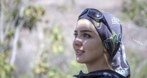 عکسهای فاطمه افتخاری دختر پرنده ایرانی +بیوگرافی فاطمه افتخاری