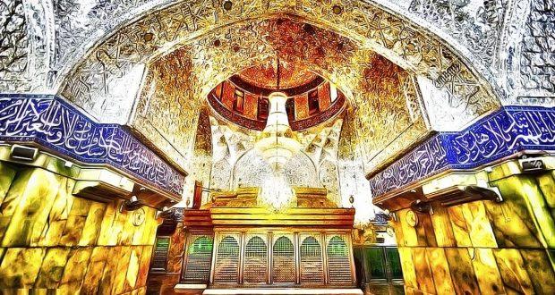 عکس حرم امام حسین | ضریح امام حسین