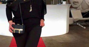 مدل لباس مهراوه شریفی نیا در جشنواره فیلم اسپانیا